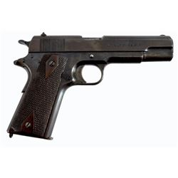 Colt 1911 Shipped to San Antonio Texas in 1914