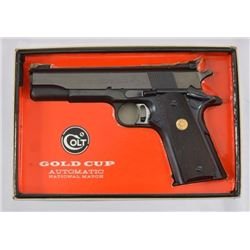 Colt 1911 National Match Gold Cup in Box