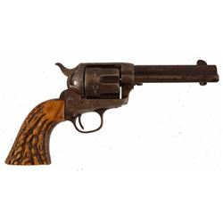 Colt Model 1873 SAA .45 Stag Grips