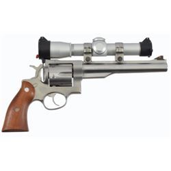 Ruger Redhawk .44 Magnum Revolver Leupold Scope