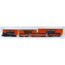 Lionel 0 Gauge Southern Pacific Daylight Train Set