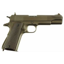 Colt 1911 A1 .45 National Match Government Issue
