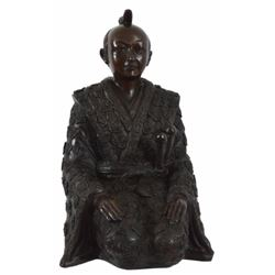 Samurai Warrior Bronze