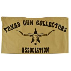 Texas Gun Collectors Association Tablecloth