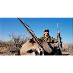 3 Day Female Oryx Hunt in New Mexico