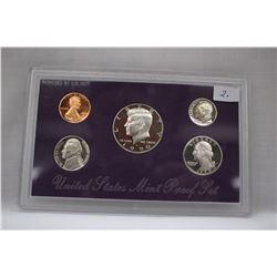 1990 U.S.A. Mint Proof Set