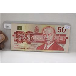 Canada Fifty Dollar Bill - 1988 - EHT4399773