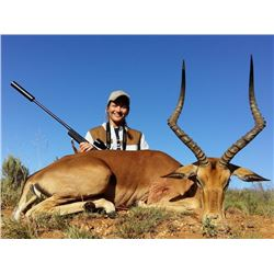 SOUTH AFRICAN SAFARI FOR 2 HUNTERS INCLUDES 2 TROPHIES PER HUNTER