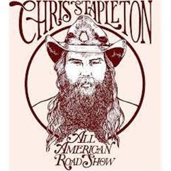 AN EVENING OUT WITH CHRIS STAPELTON CONCERT DINNER & LODGING