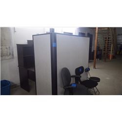 5' OFFICE PARTITION