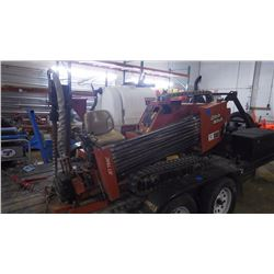 DITCH WITCH JT 520 DROP DRILL 1384 HOURS COMES WITH FULL RACK OF ROD PLUS PACKAGE OF 20 PCS NEW UNUS