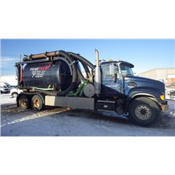 2002 MAC HYDROVAC TRUCK VIN# IM2AG11C32M0001083 WITH 228,740 KMS 16,905 HRS, UNIT WAS SGI INSPECTED