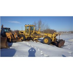 CATERPILLAR 740A GRADER WITH 7354 HRS VIN 740A031821325 PLEASE FEEL FREE TO CONTACT LARRY FOR ANY QU