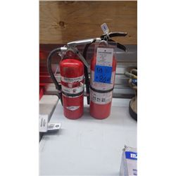 2 - FIRE EXTINGUISHERS