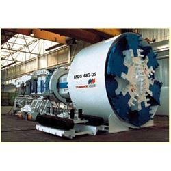 TAMROCK MDS 485 - 0S TUNNEL BORING MACHINE. NEW AND UNUSED ORIGINAL PURCHASE PRICE OF OVER 11,000,00