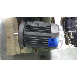PRECISION REBUILT 3HP / 3PH / 575 VOLT ELECTRIC MOTOR