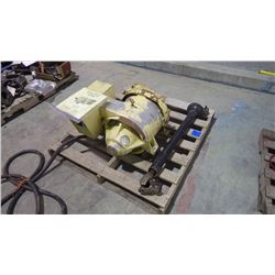 ACC - PTO - DRIVEN ALTERNATOR SYSTEM 26 KVW STANDBY UNIT COMPLETE WITH PTO SHAFT 100 AMP / 240 V (CA