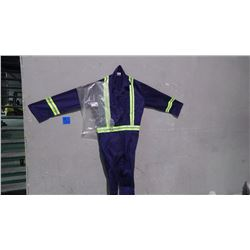 UNLINED CONTRACTOR 5 PAIR COVERALLS - SIZE 42R