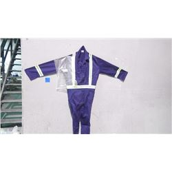 UNLINED CONTRACTOR 8 PAIR COVERALLS - SIZE 42T
