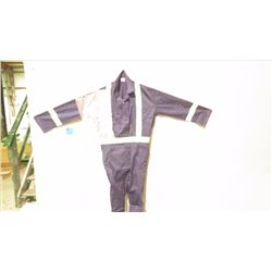 UNLINED CONTRACTOR 11 PAIR COVERALLS - SIZE 52R