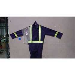 UNLINED CONTRACTOR 9 PAIR COVERALLS - SIZE 56T