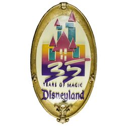 Disneyland 35th Anniversary Main Gate Sign.