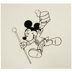 Original Band-Leader Mickey Promotional Artwork.