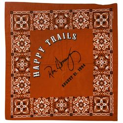 Ron Dominguez Retirement Bandana.