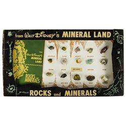 Mineral Land Rocks and Minerals Kit.