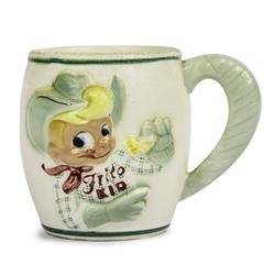 Fritos Kid Ceramic Mug From Casa De Fritos.