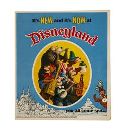 Country Bear Jamboree Newspaper Supplement.