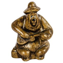 "Big Al ""Country Bear Jamboree"" Coin Bank."