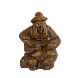 "Country Bear Jamboree ""Big Al"" Cookie Jar."