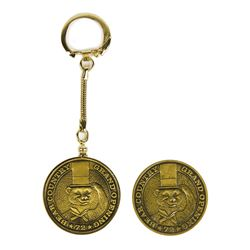 Bear Country Grand Opening Coin and Keychain.