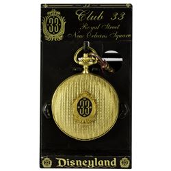 "Prototype ""Club 33"" Pocket Watch."