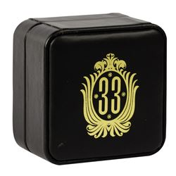 Club 33 Logo Watch.