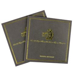"Pair of ""Club 33"" 30th Anniversary Event Booklets."