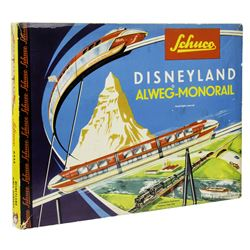 Disneyland Alweg-Monorail Boxed Set.