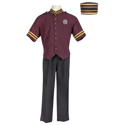 Tower of Terror Cast Member Costume.