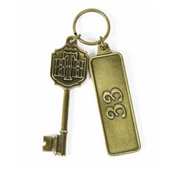 Tower of Terror Club 33 Grand Opening Keychain.