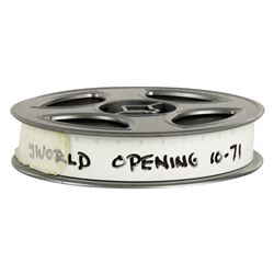 Walt Disney World Opening 16mm Film.