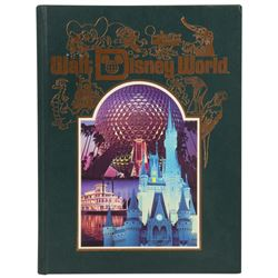 Walt Disney World Hardcover Guidebook.