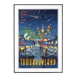 Tomorrowland Attraction Poster.