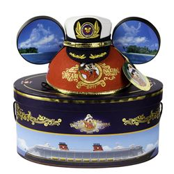 Disney Dream Inaugural Voyage Mickey Ears.