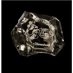 Euro Disney Hand-Cut Crystal.