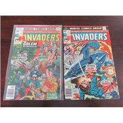 Invaders #11, 13