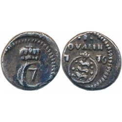 Non British Colonial Coins : Indo Danish