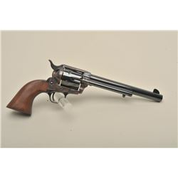 Colt Peacemaker Centennial (1873-1973) Single Action Army revolver, .45 caliber,
