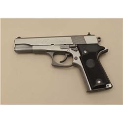 Colt Double Eagle MK II semi-auto pistol,  10mm caliber, Serial #DT00387.  The pistol is  in very go