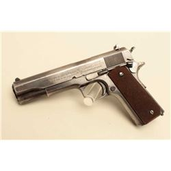 Colt 1911 Government Model semi-auto pistol, .45 ACP caliber, Serial